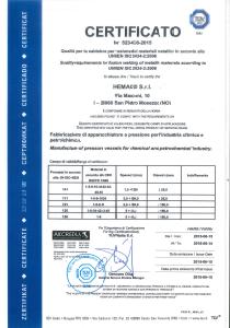 UNI EN ISO 3834-2:2006